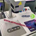 حکاکی لیزری ابزار و  تجهیزات پزشکی (فایبر)