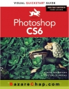 کتاب Photoshop CS6 Visual QuickStart Guide 2012