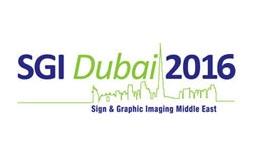 نمایشگاه تابلوهای تبلیغاتی و تصویرسازی دیجیتال دبی (SGI)