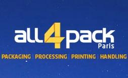 نمایشگاه چاپ و بسته بندی پاریس (ALL4PACK)
