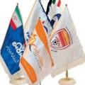 تولید و چاپ انواع پرچم رومیزی