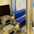 دستگاه حک و برش لیزری